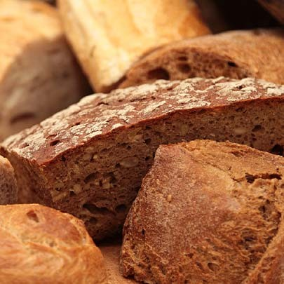 Brote, Brötchen, Stangen & Brezeln